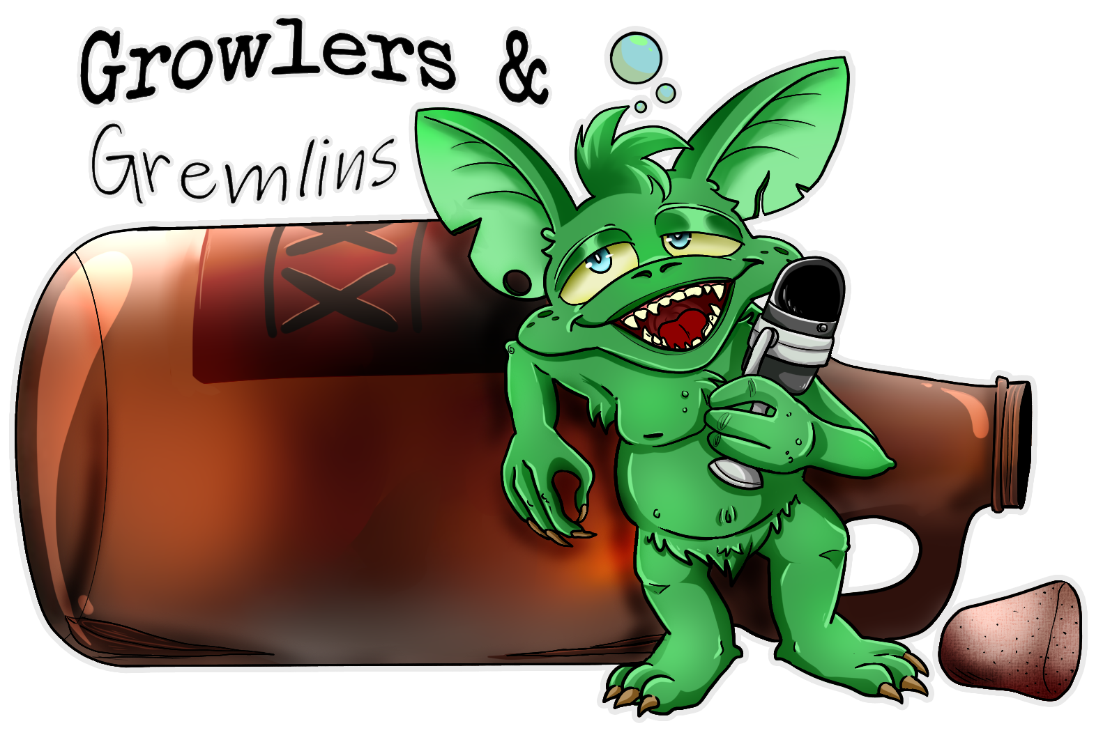 Growlers and Gremlins